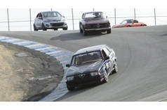 Laguna Seca Time Trials & Races