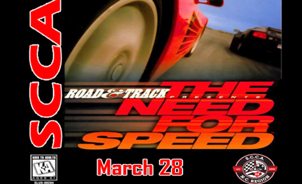 Canceled Need for Speed at Cherry Point NCR Autox
