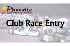 PKRA Club Race - Winter #9