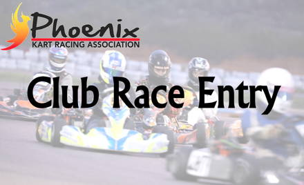 PKRA Club Race - Winter #5