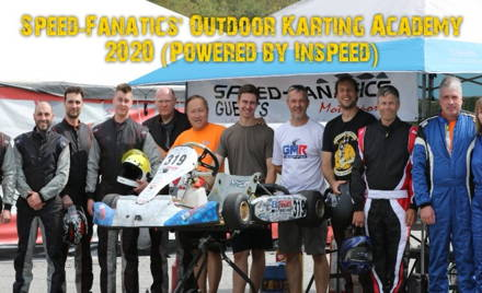 SpeedFanatics' Outdoor Karting Academy 2020-1
