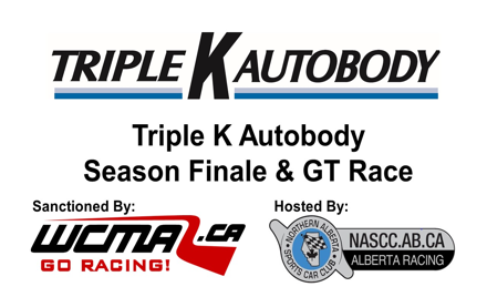 Triple K Autobody Season Finale & GT Race-Sept 20