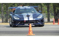July Viper Autocross
