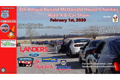 8th Annual Ronald McDonald House Charity Autocross