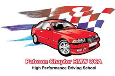 Patroon BMWCCA Track Day @ LRP May 1st 2021