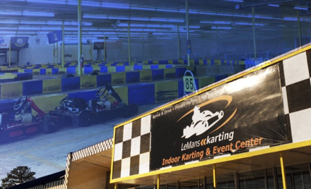2020 TSCC Winter Karting Series #2(of 5)