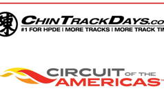 Chin Track Days @ Circuit of the Americas