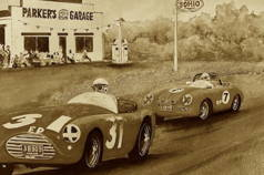 2021 Put-In-Bay Vintage Sports Car Races & Reunion