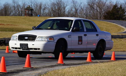 Evasive & Security Driving Course