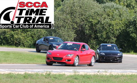 SCCA Chicago Region Track Day & Time Trial