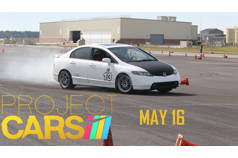 Project Cars Autox at Cherry Point NCR