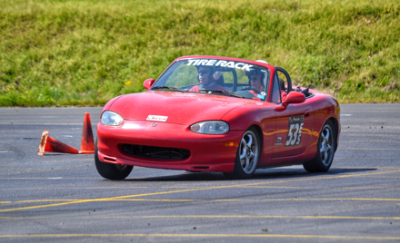 TAC and TVR Slalom Series Event 4