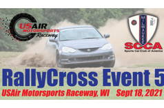 RallyCross Event 5 - Milwaukee Region SCCA