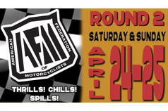 Round 2 Buttonwillow - April 24-25