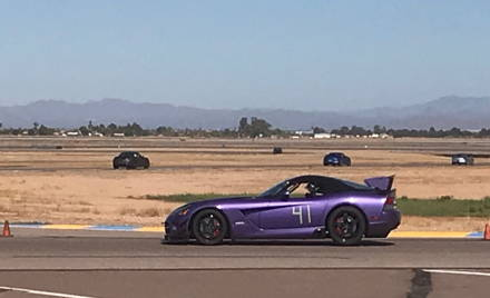 July - Saturday - Special Viper weekend Autocross