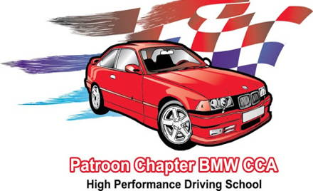 Patroon BMWCCA, Track Day & HPDE @ LRP - Aug 2020