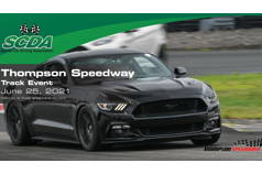SCDA- Thompson Speedway- Track Day- June 25