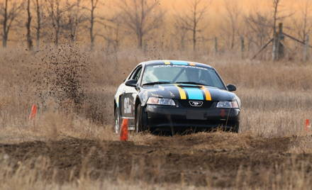 IA Region November 2020 Rallycross at CFMP