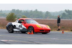 PCA - North Country - Autocross @ Devens Airfield