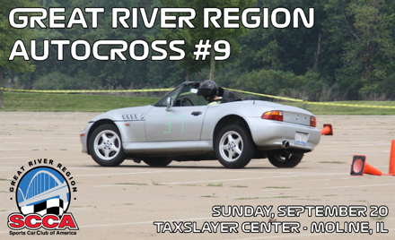 Great River Region SCCA Event #9