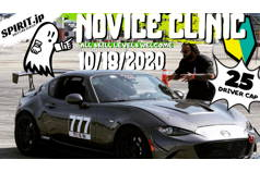 NOVICE DRIFT CLINIC - 10/18/2020