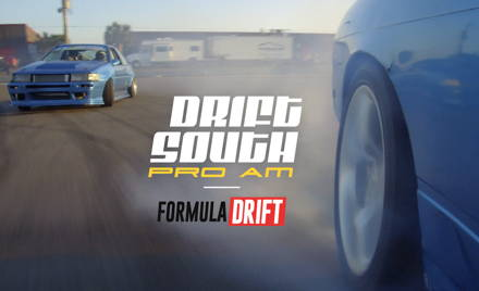 Drift South Pro-Am Round 1