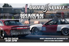 Soukoukai Practice Day - Drift Event - 10/25/2020