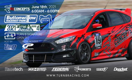Buttonwillow 13CW Turn8