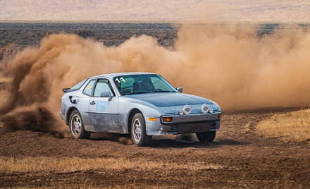 Thunderhill Rallycross SCCA April 17th and 18th