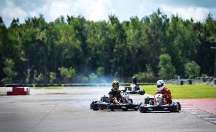 Iron Man Karting Endurance 9AM - 3PM