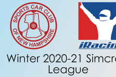 2020-2021 SCCNH Winter Simcross League