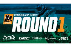 UtahSBA SuperMoto RD1 UML | April 19th | Big Gator