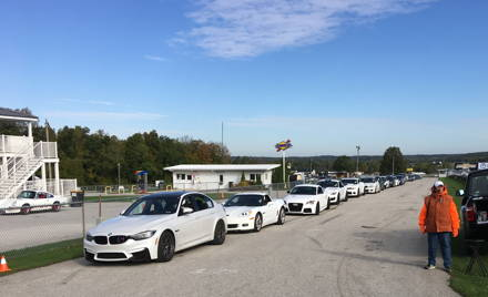 BMW CCA - Badger Bimmers Chapter @ Road America