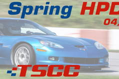 CANCELLED TSCC Spring HPDE at NCCAR