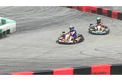 Karting at Lanier Raceplex