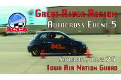 Great River Region SCCA Event #5