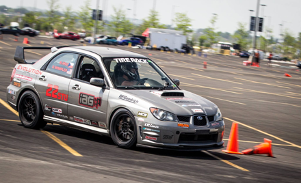 Evolution Performance Driving School Phase One