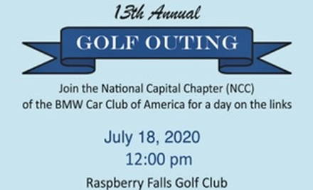 2020 NCC Golf Outing