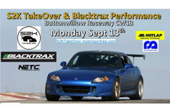 S2K TakeOver w/Blacktrax Performance