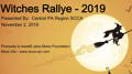 2019 SCCA-CPR Witches Rallye