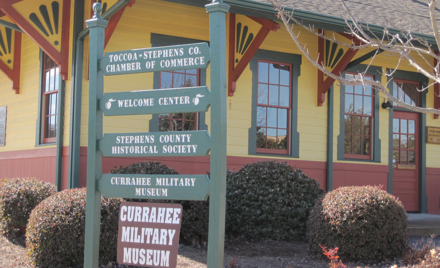 Historic Toccoa Military Museum and Golf Outing