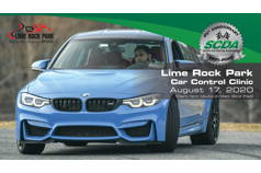 SCDA- Car Control Clinic- Lime Rock- Aug 17th