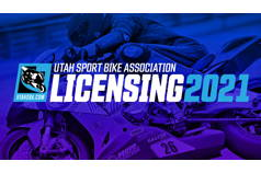 UtahSBA UML Sport Bike 2021 Race License