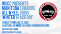 2020 WSCC MB Subaru AWD Ice Track Day Event