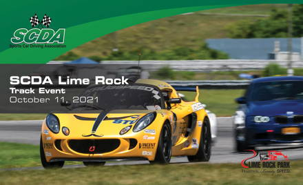 SCDA- Lime Rock Park- Track Day- 10/11/21