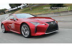 Lexus Performance Driving School @ WeatherTech Raceway Laguna Seca