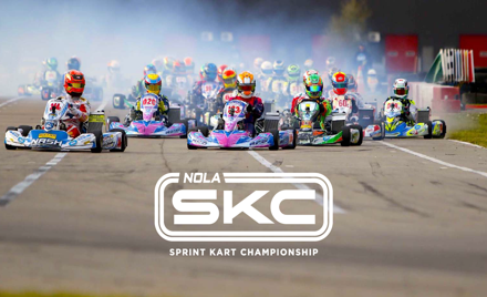 NOLA Sprint Kart Championship Race 3 of 12