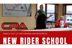 2021 New Riders School @ Motoprimo!