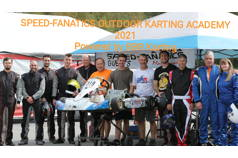 SpeedFanatics' Outdoor Karting Academy 2021-1