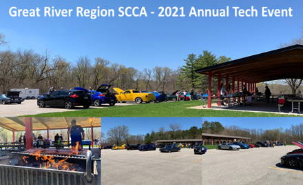 Great River Region SCCA Annual Tech Event